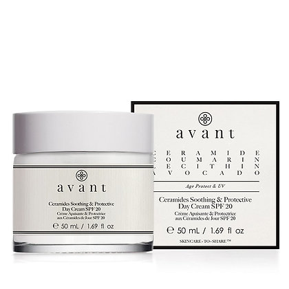 Avant Skincare Ceramides Soothing & Protective Day Cream SPF 20