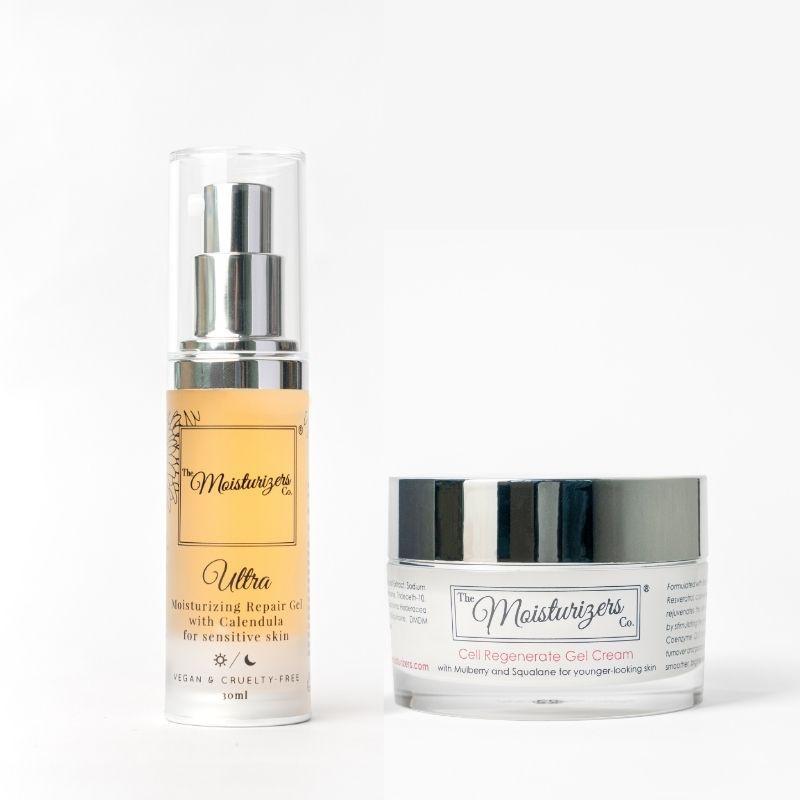 Multi-Moisturizing: Healthy & Youthful Skin Set