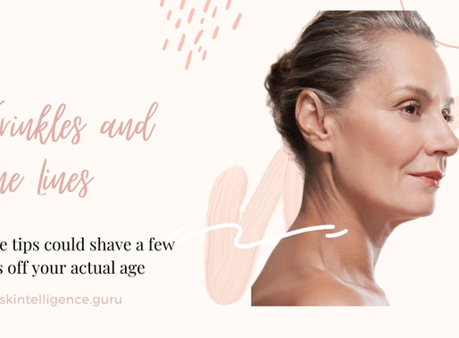 Are You Doing Enough to Avoid Wrinkles and Fine Lines?