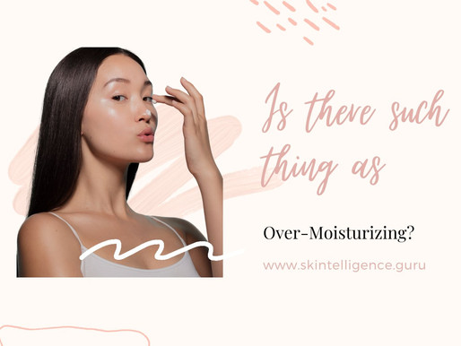 Is There Such a Thing as Over-Moisturizing?