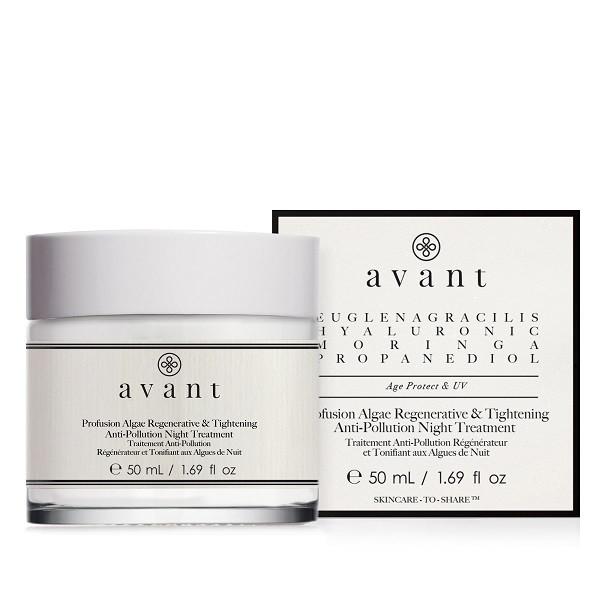 Avant Skincare Profusion Algae Regenerative & Tightening Anti-Pollution Night Treatment