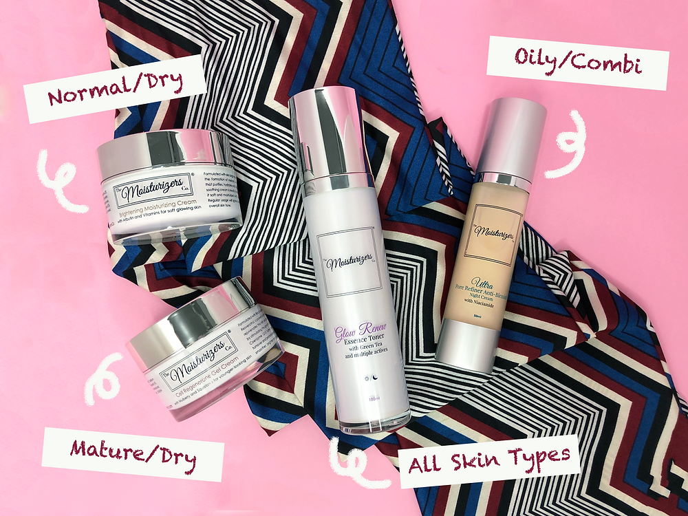Here's what to look out for when you're coveting a clear, fair complexion | The Moisturizers Co. | Skincare blog