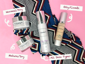 Here's what to look out for when you're coveting a clear, fair complexion   The Moisturizers Co.   Skincare blog