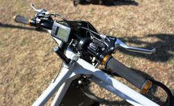 bicicleta pedalada asistida