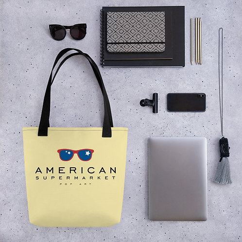 AMERICAN SUPERMARKET - Tote bag