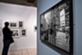 Exhibition Gallery of Henri Dauman