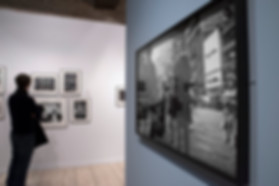 Exhibition Gallery of Henri Dauman