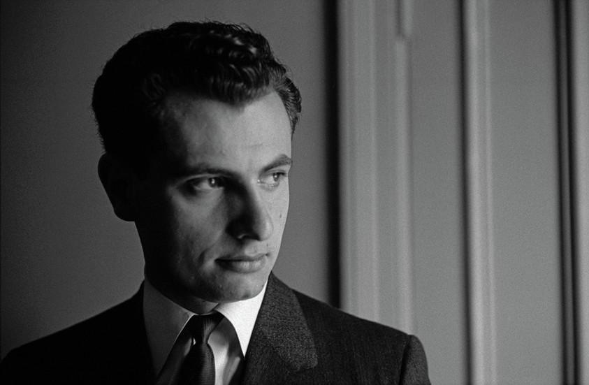 Portrait Henri Dauman