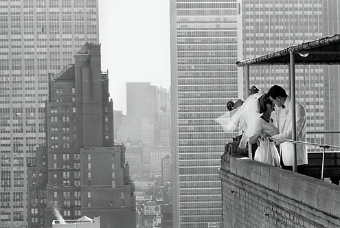 ROOF-TOP LIVING 4/4 - Bonnie Trompeter's wedding