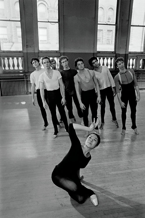 THE AMERICAN BALLET COMPANY - Henri Dauman