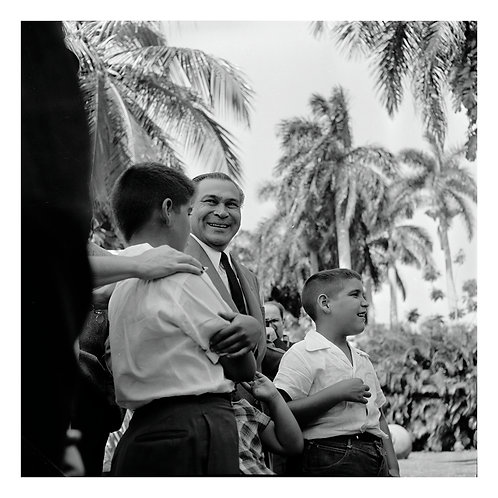 UNDER THE SUN OF CUBA - BATTISTA - 4 PHOTOS