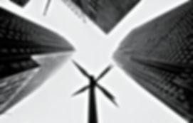 Looking Up - Henri Dauman - Manhattan Darkroom