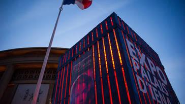 Exposition Palais d'Iéna Paris - Henri Dauman