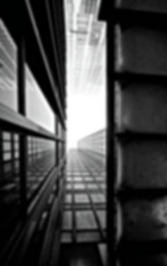 Looking Up - Henri Dauman - The Manhattan Darkroom