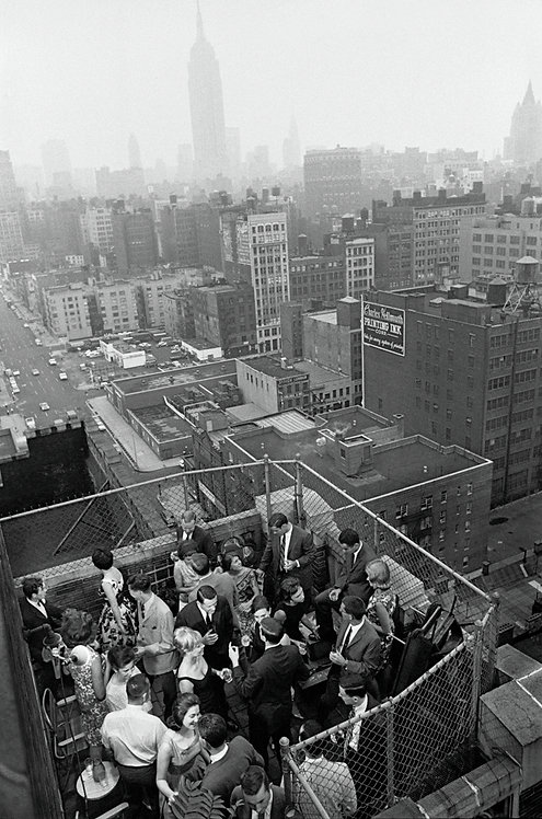 ROOF-TOP LIVING 3/4 - Greenwich Village