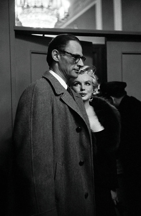 SOME LIKE IT HOT - MARILYN and ARTHUR