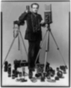 Henri Dauman portrait
