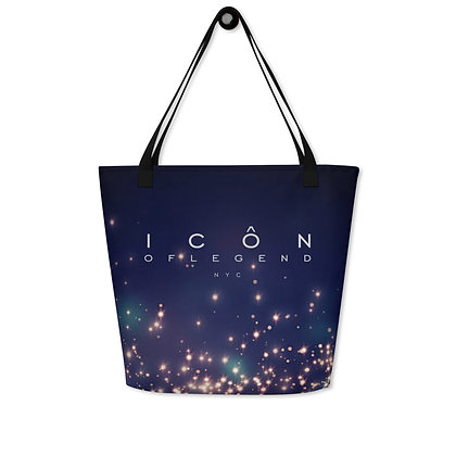 ICON OF LEGEND - Beach Bag
