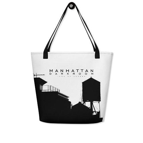 MANHATTAN DARKROOM - Beach Bag