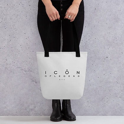 ICON OF LEGEND - Tote bag