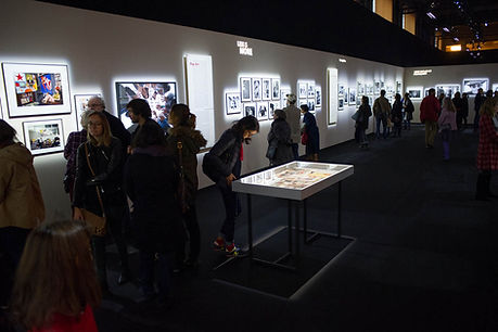 Palais d'Iéna Paris CESE exhibition
