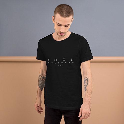 ICON OF LEGEND - Short-Sleeve Unisex T-Shirt
