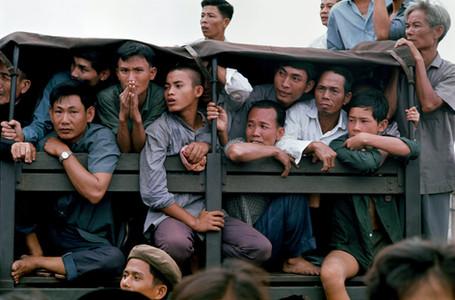 Vietnam war - exodus