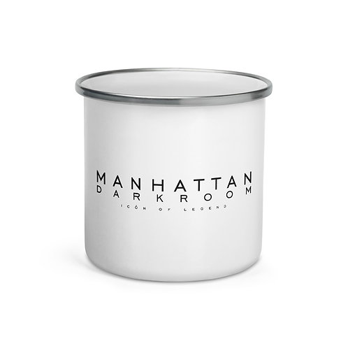 MANHATTAN DARKROOM - Enamel Mug