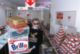 Andy Warhol - Henri Dauman