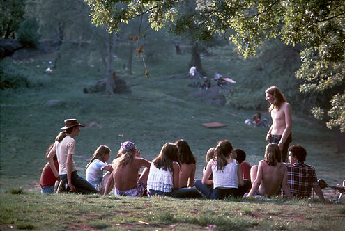 YOUTH IN CENTRAL PARK (4/4)
