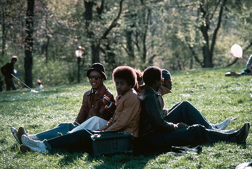 YOUTH IN CENTRAL PARK (1/4)
