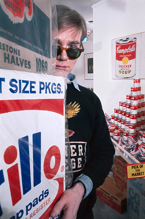 ANDY WARHOL - AMERICAN SUPERMARKET