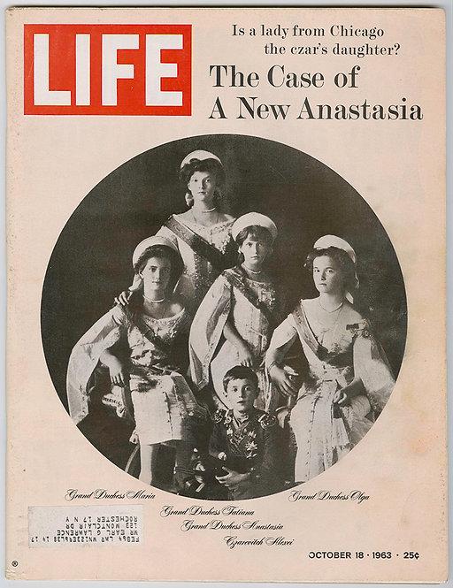 LIFE MAGAZINE - Vintage 1963 / 1965