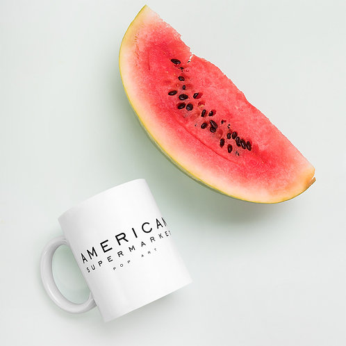 AMERICAN SUPERMARKET - Mug