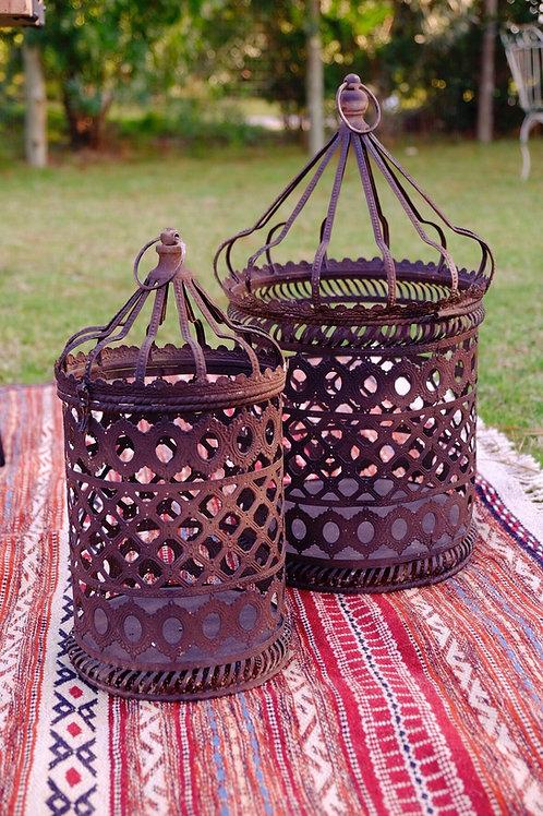 Faroles Marruecos hierro