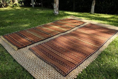 Alfombra caminero kilim