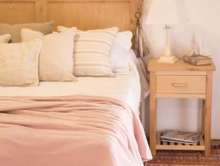 TENDENCIA 2020/21:  Dormitorios/textiles/ fibras naturales