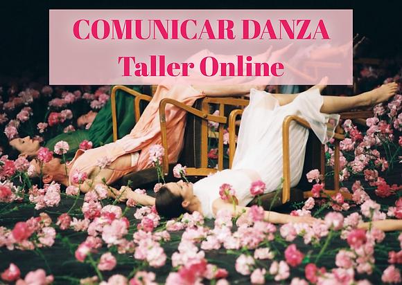 TALLER COMUNICAR DANZA