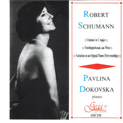 ROBERT SCHUMANN · WORKS FOR PIANO