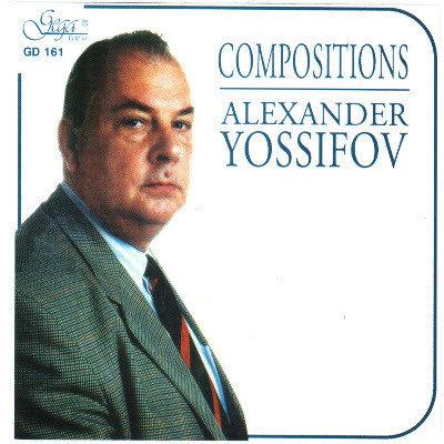 ALEXANDER YOSSIFOV · COMPOSITIONS