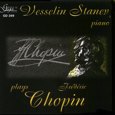 FRÉDÉRIC CHOPIN · 12 ETUDES, Op. 10 AND Op. 25