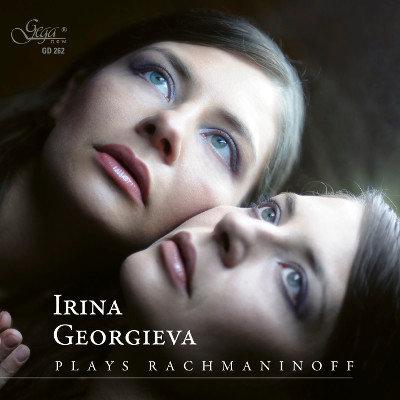 SERGEY RACHMANINOFF  ·  IRINA GEORGIEVA, piano
