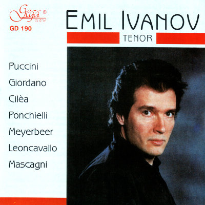 ARIAS FROM OPERAS · EMIL IVANOV, tenor