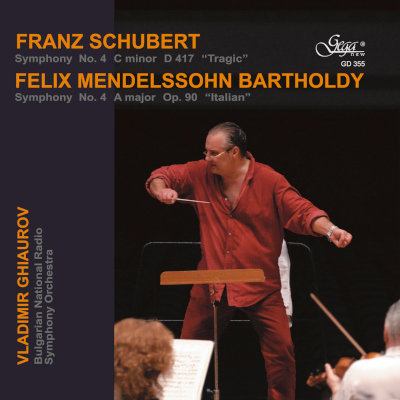 SCHUBERT AND MENDELSSOHN BARTHOLDY