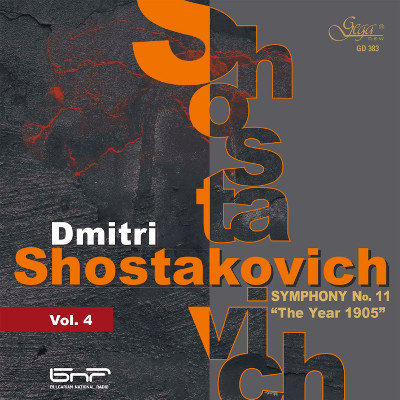 DMITRI SHOSTAKOVICH · SYMPHONIES, VOL.4