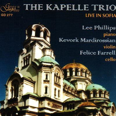 BRAHMS · DEBUSSY · SCHOENFIELD · THE KAPELLE TRIO