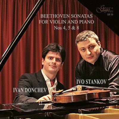BEETHOVEN · SONATAS FOR VIOLIN AND PIANO