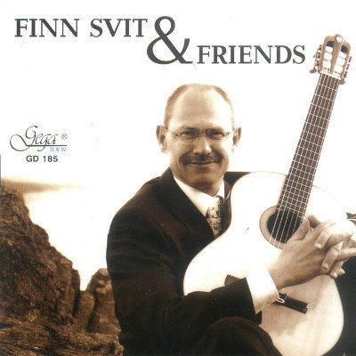 FINN SVIT & FRIENDS · CLASSIC GUITAR