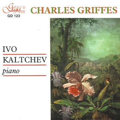 CHARLES GRIFFES · PIANO WORKS