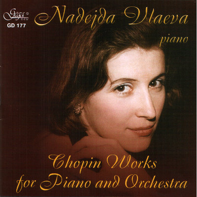 FRÉDÉRIC CHOPIN · WORKS FOR PIANO AND ORCHESTRA